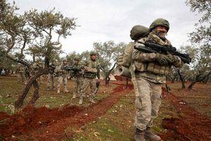 Quân đội Thổ Nhĩ Kỳ liên tục phát động tấn công ở miền Bắc Syria