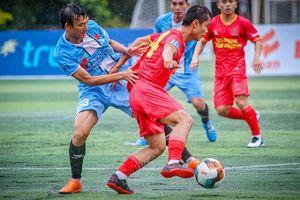 Vòng 5, Giải bóng đá vô địch sân 7: Cạnh tranh quyết liệt nhóm đầu