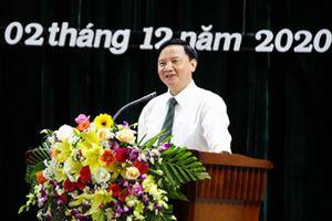 Hội nghị Học tập, quán triệt Nghị quyết Đại hội đại biểu Đảng bộ tỉnh lần thứ XVIII