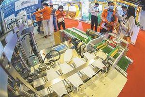 Hội nghị kết nối hợp tác các doanh nghiệp thiết bị cơ khí Trung Quốc - Việt Nam