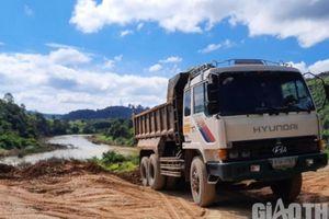 Xử lý xe hết niên hạn sử dụng tung hoành ở Đắk Nông theo phản ánh của Báo