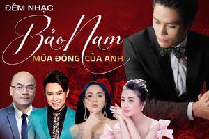 Thần tượng Bolero Nguyễn Bảo Nam trở lại với đêm nhạc 'Mùa đông của anh'