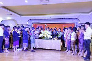Vĩnh Phúc muốn thành lập 'Hội Lưu học sinh Lào tại Vĩnh Phúc'