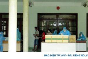 Tiền Giang cách ly khẩn cấp 1 trường hợp tiếp xúc với BN1347