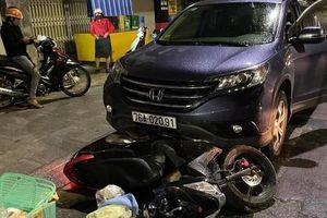 Nhân viên ngân hàng say xỉn, lái ôtô đâm thai phụ: Tước bằng lái, phạt 46 triệu