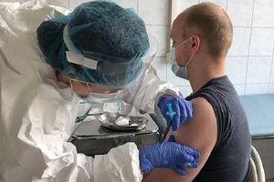 Nga tiêm chủng vaccine COVID-19 trên toàn quốc từ tuần sau