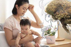Các mẹ có thể bị 'mất não' tới 2 năm sau khi sinh, nguyên nhân khiến ai cũng bất ngờ