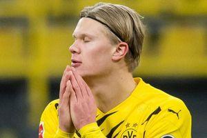 Erling Haaland nghỉ thi đấu đến hết năm