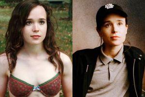 Từ Ellen Page tới Elliot Page - hành trình được cả Hollywood ủng hộ