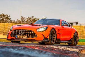 Mercedes-AMG GT Black Series có giá từ 325.000 USD
