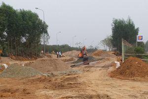 Huyện Thạch Thất điều chỉnh tổng mức đầu tư 8 dự án hạ tầng