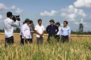 Nói đến nông nghiệp là phục vụ nông dân