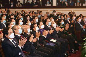 Kỷ niệm 45 năm Quốc khánh nước CHDCND Lào và 100 năm Ngày sinh Chủ tịch Cay-xỏn Phôm-vi-hản