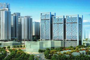 Bộ Xây dựng thoái vốn 1.393 tỷ đồng tại TCT Xây dựng Hà Nội