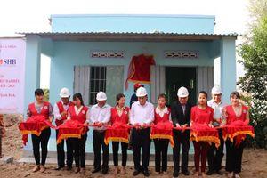 SHB trao 20 căn nhà tình nghĩa tặng người nghèo tỉnh Khánh Hòa