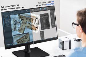 Bộ đôi màn hình máy tính T35F và T45F, lựa chọn tối ưu của doanh nghiệp