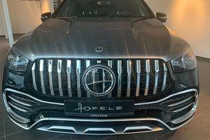 Mercedes-AMG GLE đẹp như siêu SUV Maybach nhờ Hofele