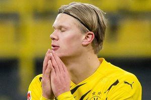 Dortmund 'mất' chân sút thượng thặng Haaland tới hết năm