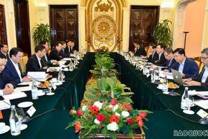 Tăng cường phối hợp trong công tác đảng ngoài nước