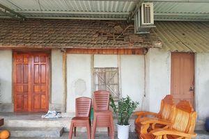 Hà Tĩnh: Tháo dỡ nhà chủ tịch xã xây dựng trái phép trên đất nông nghiệp