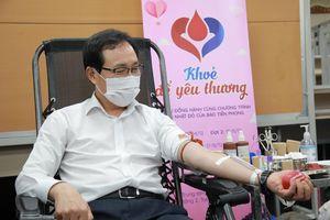 'Chung dòng máu Việt 2020': Samsung dự kiến góp hơn 10.000 đơn vị máu