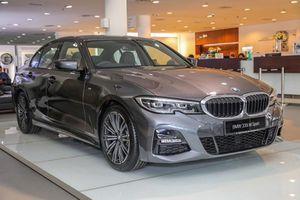 Bảng giá xe BMW tháng 12/2020