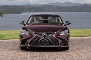 Bảng giá xe Lexus tháng 12/2020: Thêm sản phẩm mới
