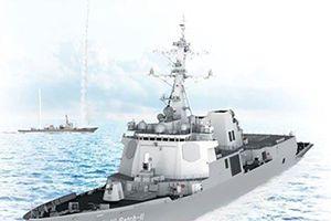 Mỹ phê duyệt bán Phalanx CIWS mới nhất cho tàu khu trục KDX III Batch II