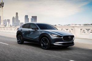 Mazda CX-30 Turbo 2021 chốt giá gần 700 triệu đồng