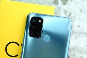Realme C17 với RAM 6 GB, pin 5.000 mAh, màn hình 90Hz, giá 5,29 triệu tại Việt Nam