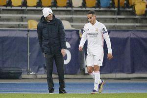 Rộ tin đồn Zidane rạn nứt với các học trò