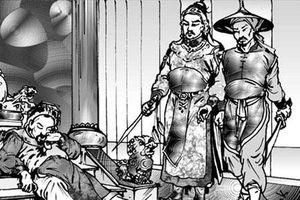 Nhà vua nổi tiếng chơi bời, bị bại liệt, phải nằm khi thiết triều?