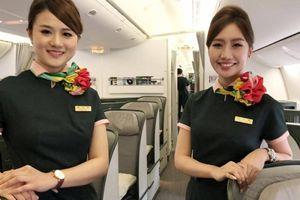 Hãng bay Đài Loan sa thải nữ tiếp viên vì không chấp hành lệnh cách ly