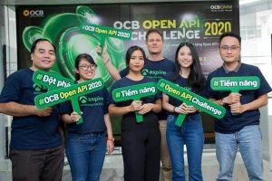 7 sản phẩm công nghệ xuất sắc dự chung kết OCB OPEN API CHALLENGE 2020