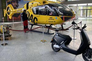 Xe máy điện YADEA mở rộng thị trường sang châu Âu