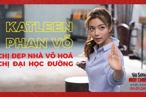 Sự thật ít biết về Katleen Phan Võ: Cha là trưởng môn phái Vịnh Xuân, mẹ là hoa hậu điện ảnh