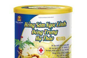 Sản phẩm thực phẩm chức năng của Công ty Thái Dương đảm bảo điều kiện lưu hành