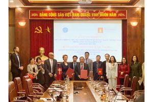 Ký kết bản ghi nhớ hợp tác giữa BHXH Việt Nam và Đại sứ quán Đan Mạch