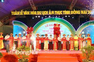 Khai mạc Tuần lễ Văn hóa - du lịch - ẩm thực Đồng Nai 2020
