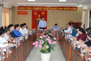 Ngành tuyên giáo Đồng Tháp cần tập trung tham mưu, triển khai tốt việc học tập, quán triệt Nghị quyết Đại hội Đảng bộ tỉnh khóa XI