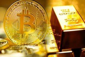 Dòng tiền đầu tư lưỡng lự giữa vàng và Bitcoin