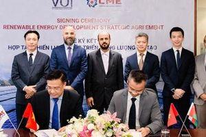 Điện mặt trời áp mái nhà xưởng công nghiệp thu hút nhà đầu tư Oman