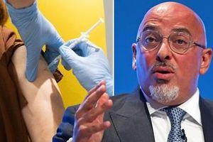 Anh: Bổ nhiệm Bộ trưởng đặc trách tiêm chủng