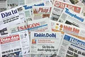 Chủ tịch UBND xã cũng được quyền xử phạt vi phạm báo chí theo quy định mới nhất