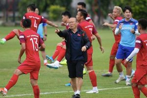 Khó tổ chức trận giao hữu ĐTQG gặp U22 Việt Nam tại TP.HCM