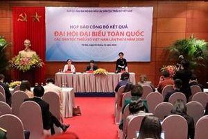 Đại hội đại biểu toàn quốc các dân tộc thiểu số Việt Nam lần thứ II thành công tốt đẹp