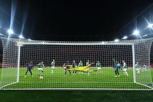 Arsenal thắng đậm trong ngày đón khán giả trở lại Emirates