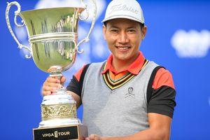 Đỗ Hồng Giang vô địch Vietnam Masters 2020