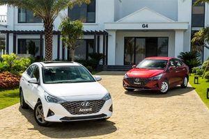 Giá xe ô tô hôm nay 4/12: Hyundai Accent ra mắt phiên bản nâng cấp, giá cao nhất 542,1 triệu đồng