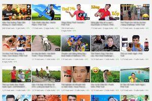 Việt Nam lọt top về video bị xóa trên YouTube